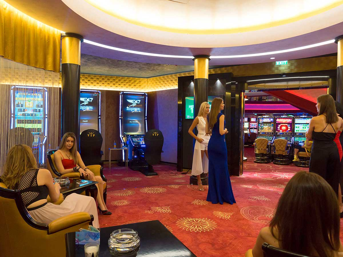 VIP SLOT ROOM