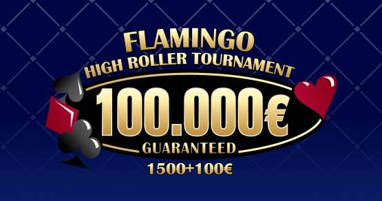 FLAMINGO HIGH ROLLER TOURNAMENT