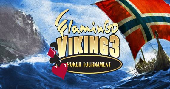 Flamingo VIKING3 Poker tournament program