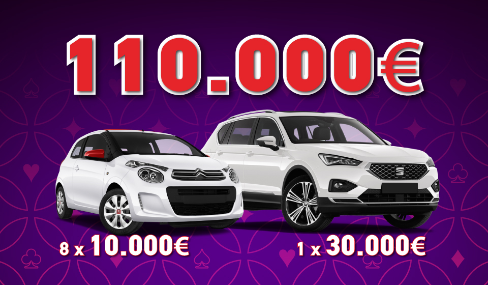 EXTRA CAR LOTTERIES