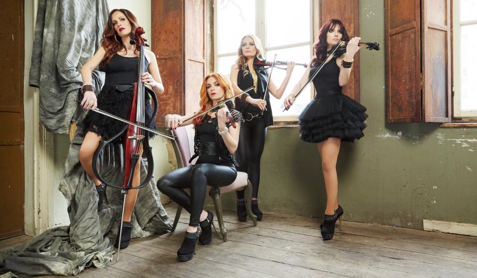 Fortissimo Quartet
